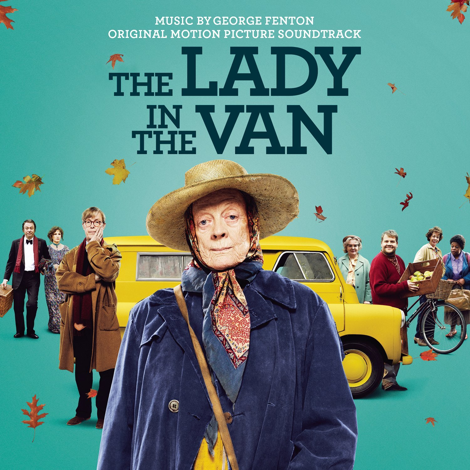 "Filmcafé De Stuw vertoont ""The lady in the Van"""