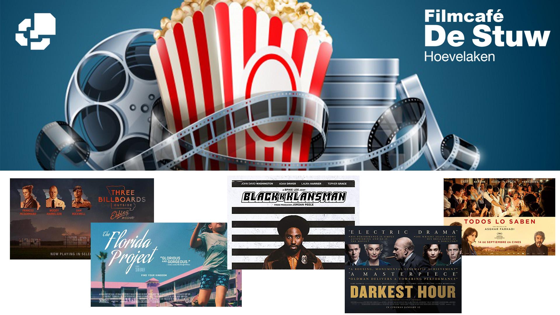 Voorjaarsprogramma filmcafé De Stuw bekend